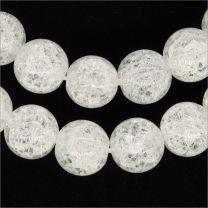 Perles Pierres Naturelles Quartz Cristal de Roche 10mm